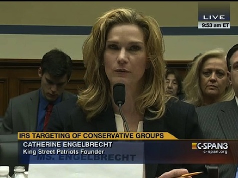 Catherine Engelbrecht: Stop The IRS's Systematic Silencing of Ordinary Americans