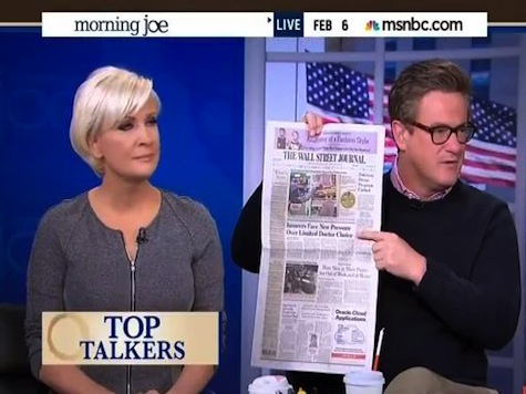 'Morning Joe': ObamaCare Forcing Americans to Lose their Doctors Will Destroy Democrats