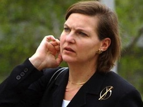 AUDIO: Assistant Secretary of State Victoria Nuland Leaked Call: 'F**k the EU'