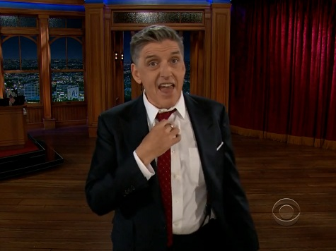 'Late Late Show's' Craig Ferguson Congratulates Leno on Being 'Free' from NBC; Takes Jab at CNN