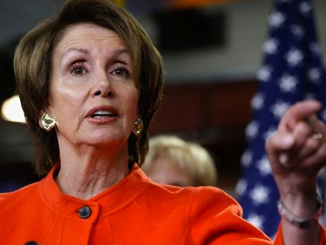 Pelosi Uses U2's 'With or Without You' and the Bible To Attack GOP