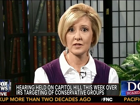 IRS Targeted Tea Party Leader Becky Gerritson: Federal Gov't Has Gone 'to a Gov't Against the People'
