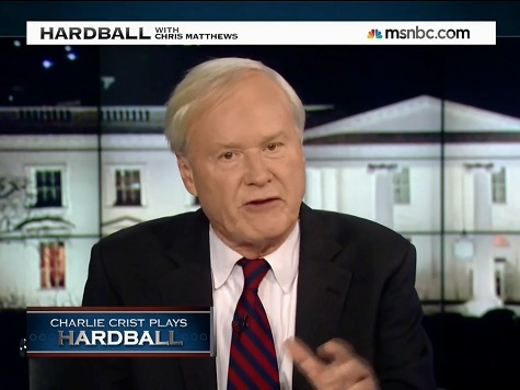 Chris Matthews: Why Is the GOP's Answer to the Demographic Shift Is to 'Screw the Minorities?'