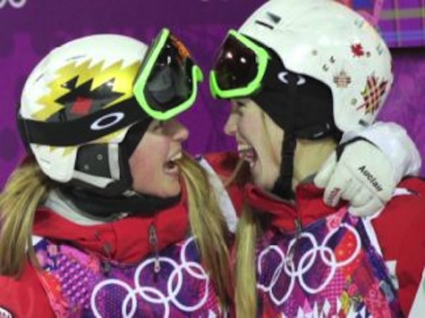 Canadian Sisters Sweep Gold, Silver in Moguls