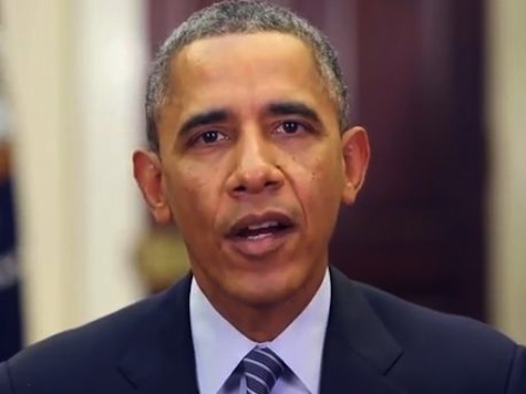 Obama Weekly Address: Whenever I Can 'Expand Opportunity' Without Congress, I Will