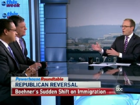 ABC's Jon Karl: Can We Acknowledge Boehner Used Lame Excuse to Kill Immigration Reform?