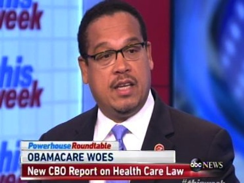 Tom Cole Calls Out Keith Ellison on ObamaCare: 'Great Spin, But I Don't Think It's Going to Work'