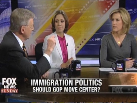 Laura Ingraham Battles George Will on Immigration Reform