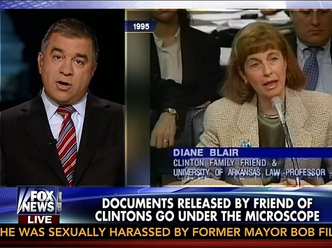 David Bossie Discusses Recently Uncovered Documents About Hillary Clinton on 'The Kelly File'