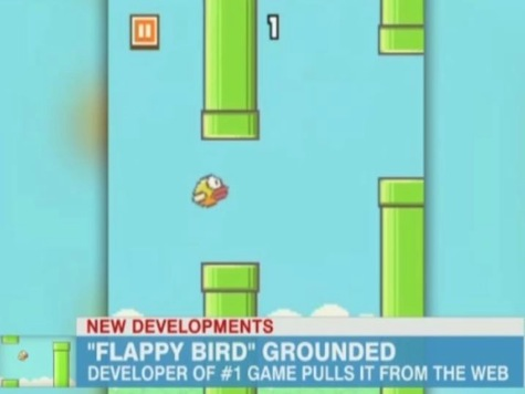 Developer Yanks 'Flappy Bird' After Soaring Success