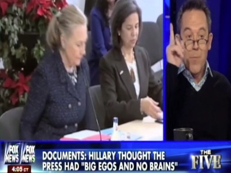 Greg Gutfeld: We Should Hide Our Mothers, Grandmothers, Daughters and Sheep from Bill Clinton