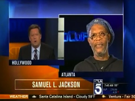 Samuel L Jackson Goes Off on TV Anchor Who Called Him 'Laurence Fishburne'