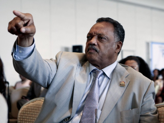 Jesse Jackson: Wall Street to Blame for High Black Unemployment
