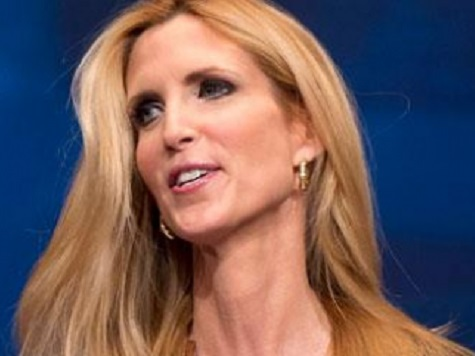 Ann Coulter Asks If Obama Had Set Out to Destroy America, What Would He Be Doing Differently?