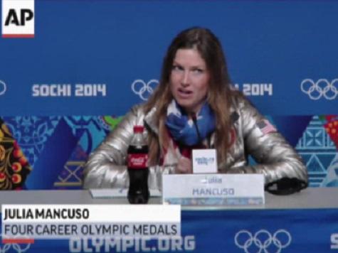 Mancuso Makes History in Sochi