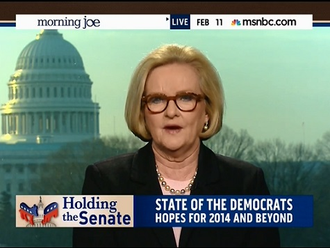 'Probably Not': Claire McCaskill on if She Would Invite Obama to Campaign with Her