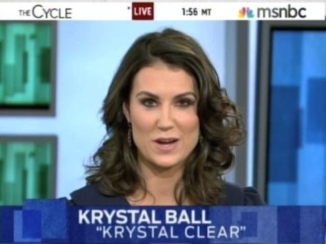 'Don't Run Hillary, Don't Run': MSNBC's Krystal Ball Begs Hillary Clinton Not to Run for President