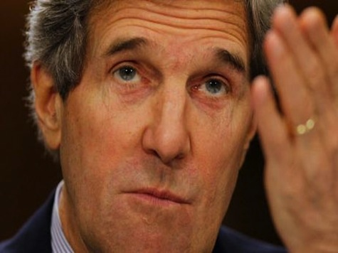 Palestinians Turn On Kerry: Abbas Aide Calls His Peace Formula A Recipe For Failure