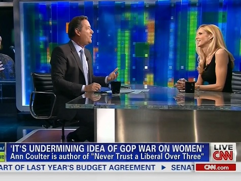 Ann Coulter Attacks the 'Utter Aggressive Hypocrisy,' 'Tyranny' of the Feminist Movement