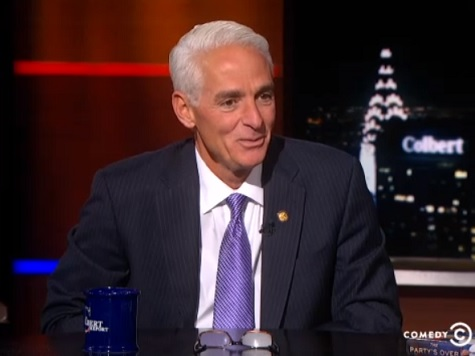 Crist: Race Part of Reaction to 2009 Obama Hug
