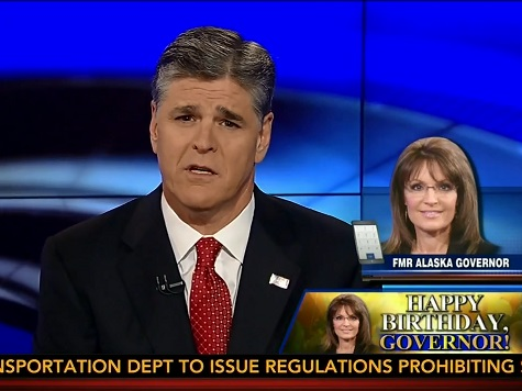 Palin Lobbies GOP: 'Don't Retreat,' 'We Better Be Reloading at this Time'