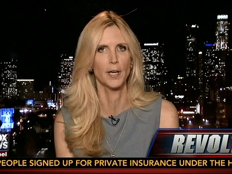 Ann Coulter Discusses GOP Gaining Control of Congress, Wendy Davis and ObamaCare on 'Hannity'