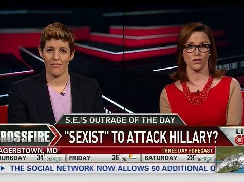 SE Cupp: Dems Call Christie 'Fat,' Palin 'Caribou Barbie' but to Them Calling Hillary 'Ruthless' 'a Step Too Far'