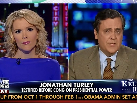 Jonathan Turley Sounds Off on the Expansion of Presidential Power Under Obama