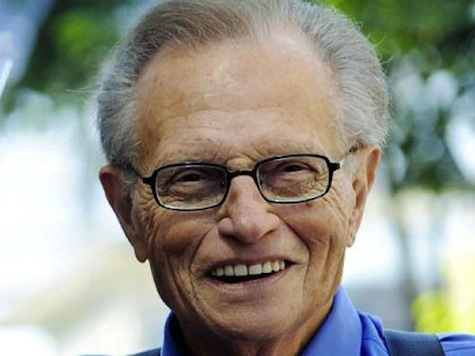 Demanding Respect: Irritated Larry King Insists In 57 Years, Absolutely No Liberal Media Bias