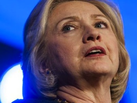 Hillary Clinton's Advice To Woman: Grow Rhino Skin