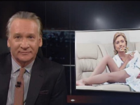 Bill Maher: Hillary Clinton, Chris Christie Probably Not the Best for 2016 Presidential Hopefuls