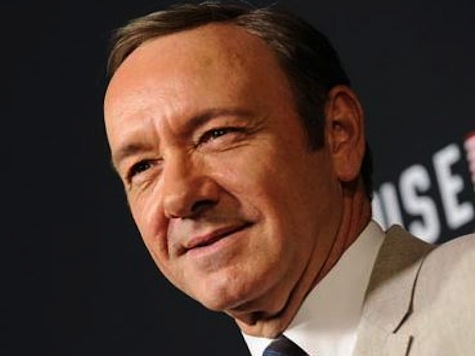 Kevin Spacey: Obama 'Wishes' He Could be as Ruthlessly Efficient As My Character
