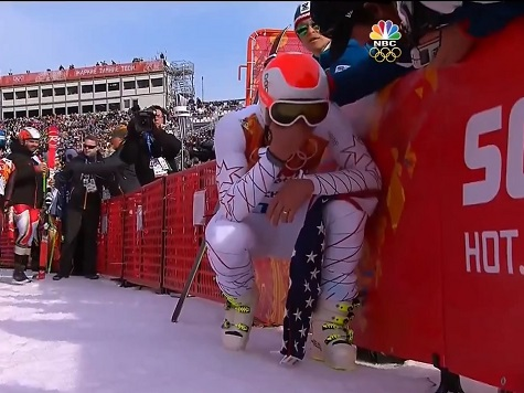 NBC Olympics Reporter Pushes US Alpine Skier Bode Miller to Tears with Questions about His Dead Brother