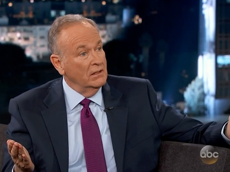 Bill O'Reilly: 'Obama Is the Toughest Interview of My Life,' Says President a Patriot