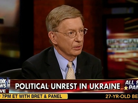 George Will: Ukraine, Syria and Iran the 'Complete Failure' of Obama's 'Reset' with Russia