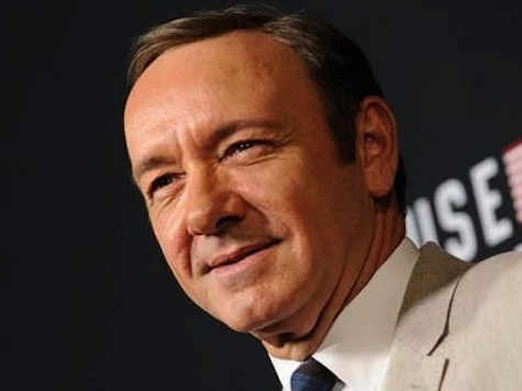 Kevin Spacey After Touring Congress: Politicians Are Bad Actors Caught Up in their Own Delusion