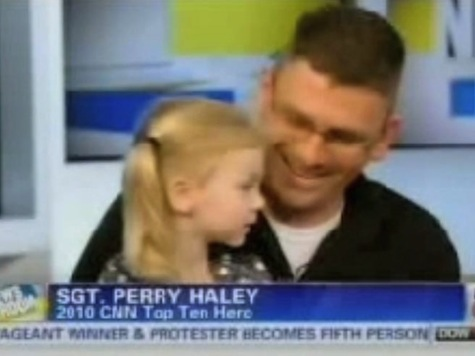 CNN Surprises Disabled Vet And Family With A New Home