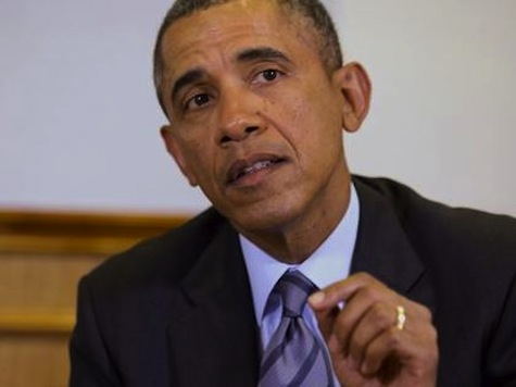 Obama Talks Tough On Ukraine Violence, Warns of Consequences