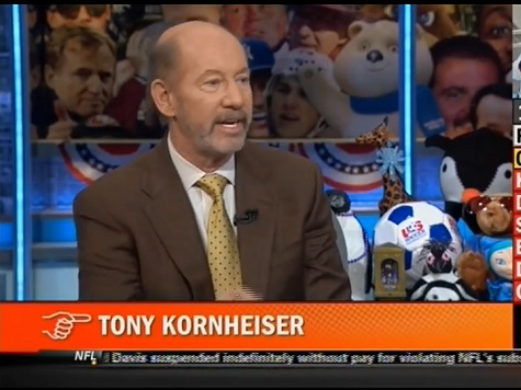 ESPN's Kornheiser on Russia Olympic Hockey Loss: 'A 'Hello Siberia' Situation for a lot of People'