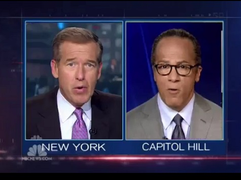 Brian Williams, Lester Holt Pair Up for Fallon's 'Rappers Delight' Mash-Up