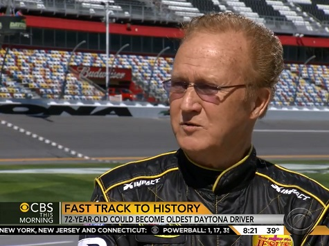 72-Year-Old Morgan Shepherd to Attempt to Qualify for the Daytona 500