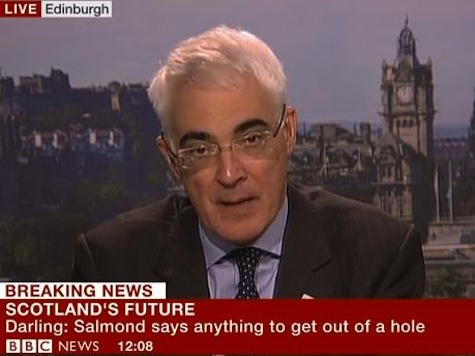 Former Chancellor Argues Against Scottish Independence With The Pound