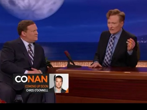 Conan O'Brien, Andy Richter Offer 'Phrases No Human Being Has Ever Said Out Loud'
