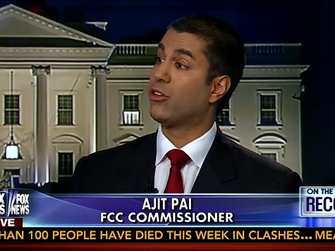 FCC Commissioner: 'Government Doesn't Have a Place in the Newsroom'