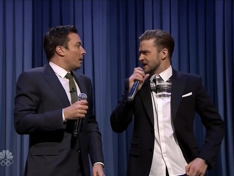 Fallon, Timberlake Cover Three Decades of Hip Hop in Five Minutes