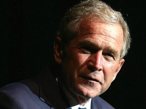 George W. Bush Explains Why He Gets Emotional About Helping Vets