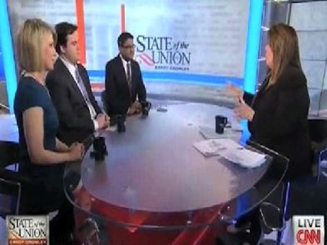 'Red State Wave': CNN's 'State Of The Union' Panel Predicts Big Problem for Dems in 2014
