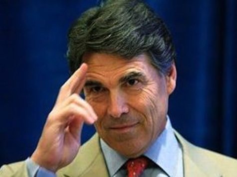 'The 2nd Amendment is a Good Amendment': Rick Perry Invites Gun Manufacturers To Texas
