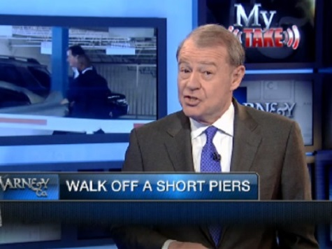 'Bugger Off': FBN's Varney Calls America-Loathing Piers Morgan's Departure 'Good News'