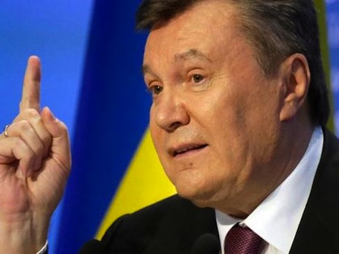 Impeached Ukrainian President Wanted for Mass Murder